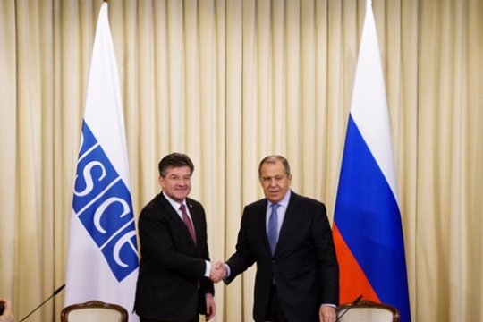 Мирослав Лайчак: Будем делать все возможное, чтобы добиться выполнения Минских соглашений