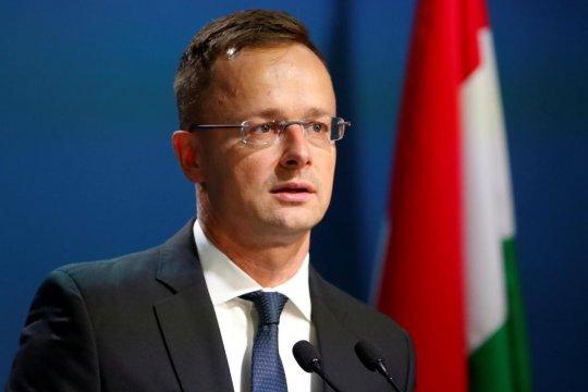 Глава МИД Венгрии констатировал лицемерие Запада по отношению к России