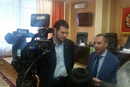 Итальянский депутат Вито Коменчини в Керчи отметил «День памяти итальянских жертв депортации»