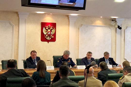 Виктор Бондарев: 2018 запомнился как год эскалации международной напряжённости
