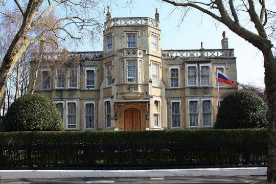 Посольство РФ в Великобритании разочаровано отказом газеты Mail on Sunday извиняться перед послом Яковенко