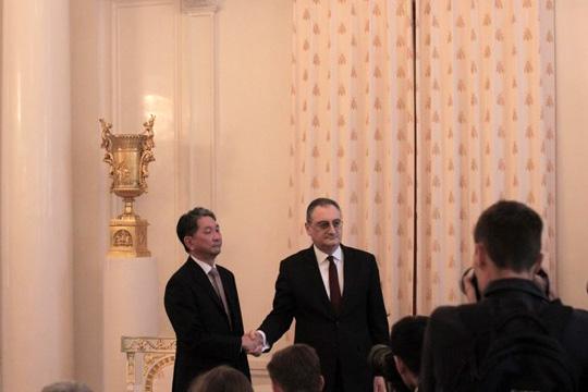 Игорь Моргулов: Россия и Япония в самом начале переговорного пути