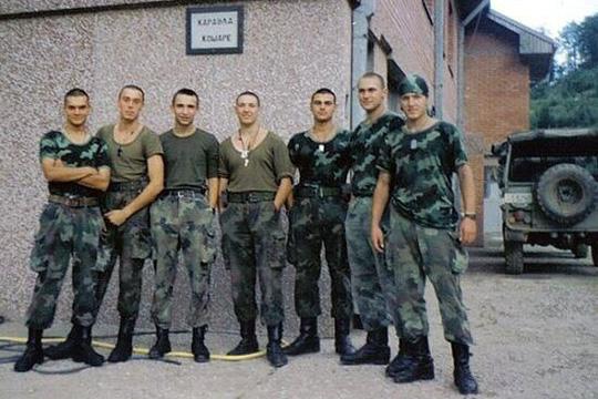 Югославия под ударом: «Вторая битва на Косовом поле»