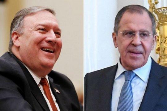 Лавров и Помпео в телефонном разговоре обсудили Венесуэлу