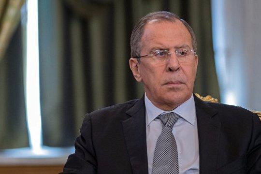 Лавров встретился с лидером сирийской оппозиции в Эр-Рияде