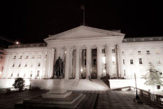 Минфин США выходит «на тропу войны»