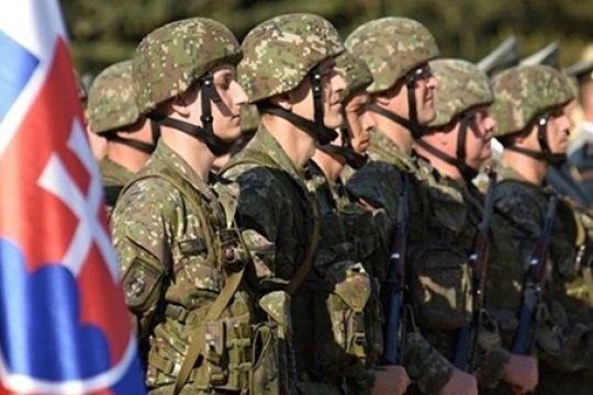 Словакия отказывается принимать военную помощь США