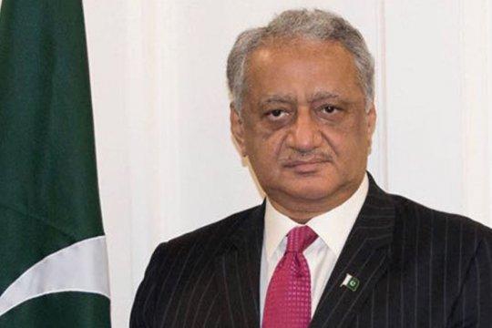 Посол Пакистана рассказал о строительстве магистрального газопровода «Север-Юг»