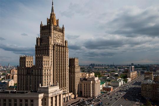 МИД России: РФ вынуждена отказаться от направления наблюдателей на выборы президента Украины
