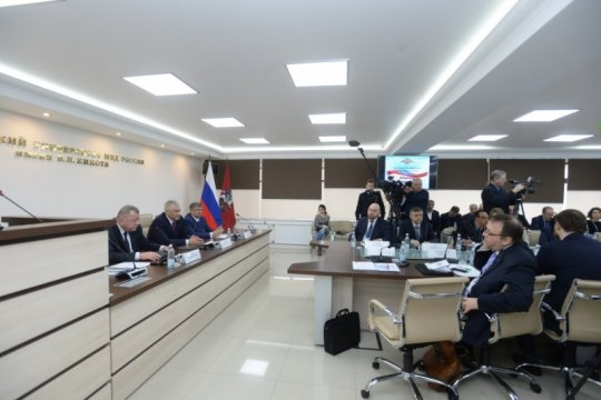 Олег Сыромолотов: Усилий только на национальном уровне по борьбе с экстремизмом и терроризмом недостаточно