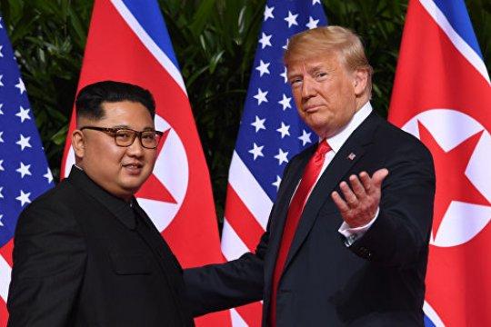 США - КНДР: укороченный саммит