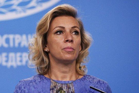 Захарова посоветовала американскому журналисту извиниться перед народами России и США