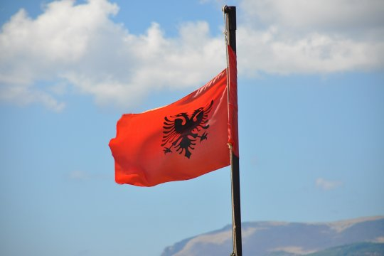 Albanian question in the Balkans