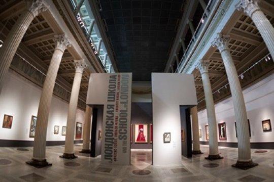 Музейное партнерство в действии: выставка «Фрэнсис Бэкон, Люсьен Фрейд и Лондонская школа» доехала до Москвы