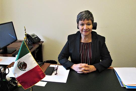 Посол Мексики в России: «Наши связи будут активно развиваться»