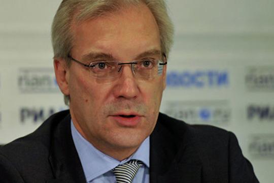 Грушко: НАТО усиливает разведывательную деятельность у границ России