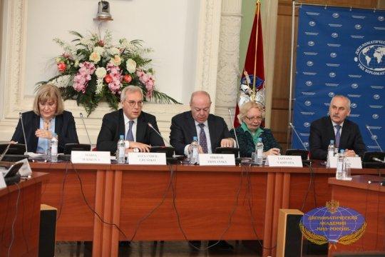 Александр Грушко: ОБСЕ используется для продвижения односторонних интересов