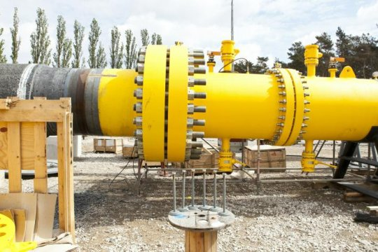 Украина давит на газ в отношениях с ЕС