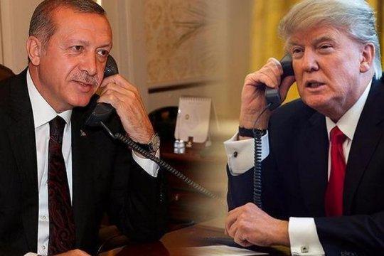 Трамп - Эрдогану: не покупайте С-400 – будет плохо