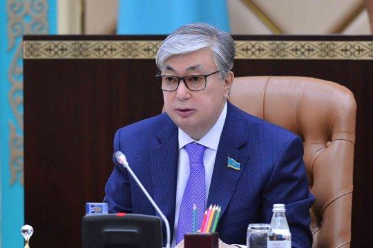 Касым-Жомарт Токаев принес присягу и вступил в должность президента Казахстана