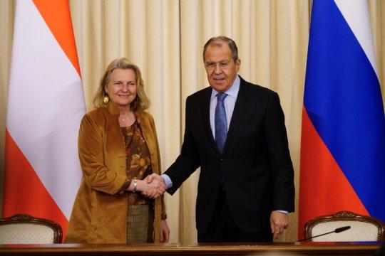Карин Кнайсль: Россия должна оставаться важным актором в Совете Европы