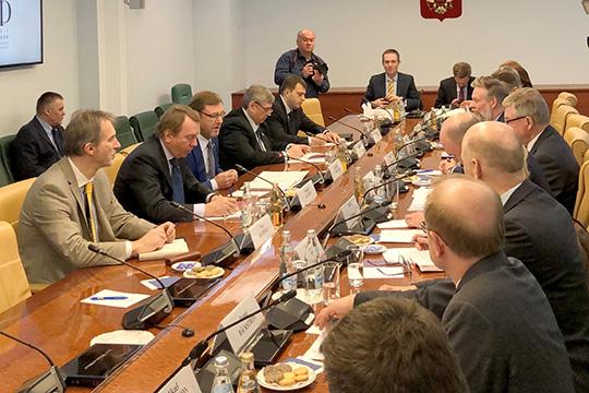 Константин Косачев: В российско-шведских отношениях сохраняется огромный потенциал