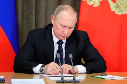 Путин подписал указ о приостановке участия России в ДРСМД