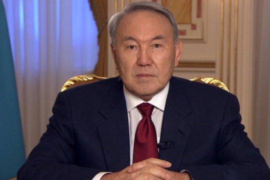 Президент Казахстана объявил об уходе в отставку