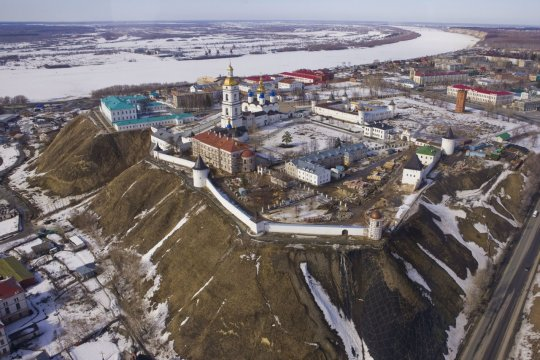 Tobolsk - the heart of Siberia