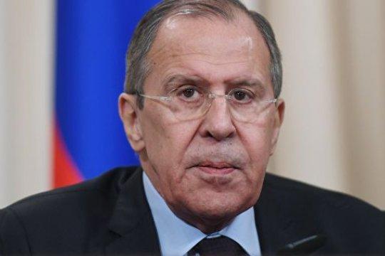 Сергей Лавров: Выход США из Договора по ПРО и ДРСМД может привести к масштабной и непредсказуемой гонке вооружений.