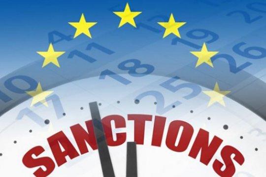 ЕС ввел санкции против восьми российских офицеров