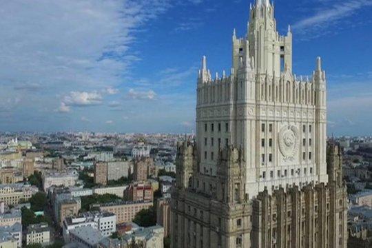 МИД РФ призвал США к совместным действиям по разрешению кризиса в Венесуэле