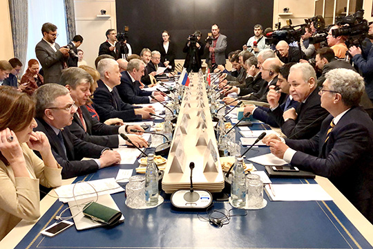 Парламентарии России, Ирана и Турции готовы действовать сообща