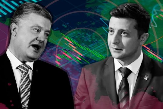 Зеленский vs Порошенко, или легенда об удобном кандидате