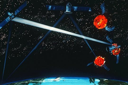 Космос – новая сфера гонки вооружений