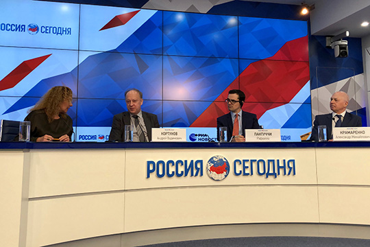 Андрей Кортунов: В британском политико-экспертном сообществе сохраняется интерес к России и к сотрудничеству с РСМД