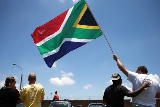 ЮАР в ожидании парламентских выборов