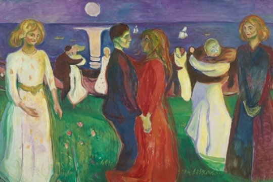 Whispers and Screams of Edvard Munch: a large retrospective opened at the State Tretyakov Gallery