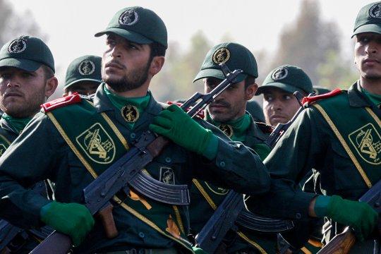 Дональд Трамп vs иранского КСИР