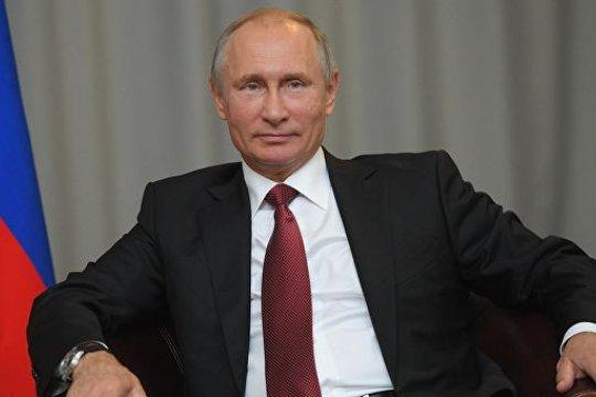 Путин предложил помощь Франции в восстановлении Собора Парижской Богоматери