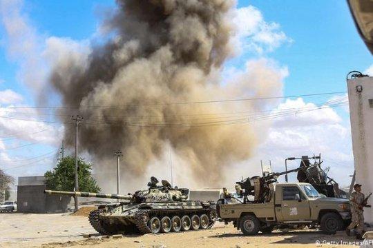 ВОЗ обнародовала данные о числе погибших в боях за Триполи