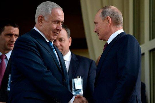 Обнародована дата визита Нетаньяху в Москву