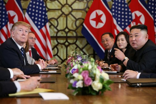 Washington-Pyongyang: a third attempt?