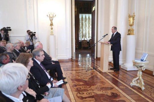 Сергей Лавров: Вопрос о воссоединении Крыма закрыт окончательно