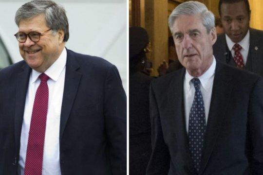 Американские прокуроры Мюллер и Барр нарушили уголовное законодательство США