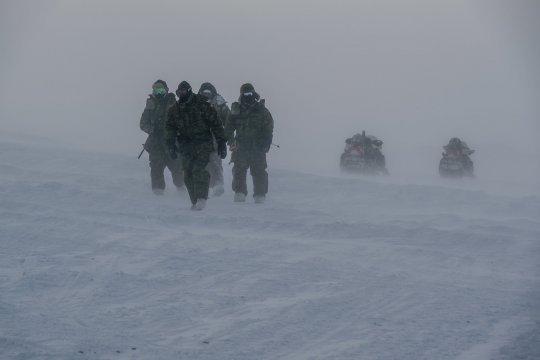 Теперь и для НАТО «Русский Мороз» помеха