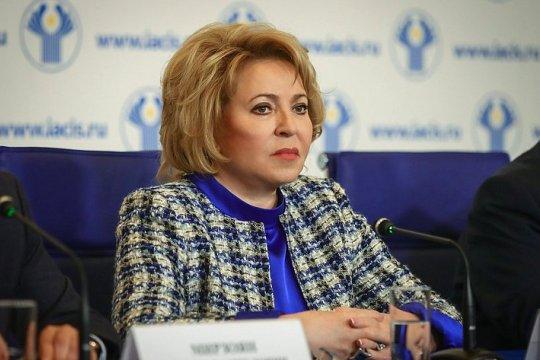 Председатель СФ Валентина Матвиенко провела пленарное заседание Межпарламентской Ассамблеи СНГ