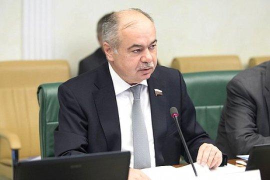 И. Умаханов: В Совете Федерации мы активно работаем на африканском и ближневосточном направлении