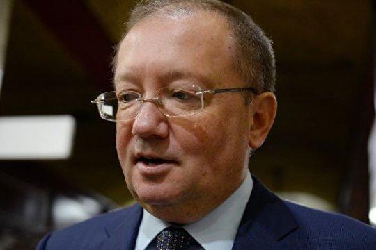 Посол России в Великобритании Яковенко принял отравившегося в Эймсбери британца