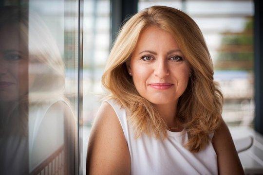 Впервые в истории Словакии президентом стала женщина